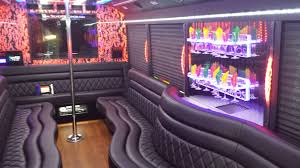 Things to Know About Party Bus Rental