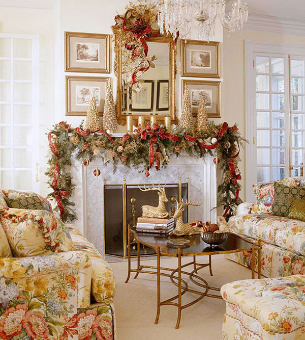 Room Deco: Home Decoration Design: Christmas Decorations Ideas