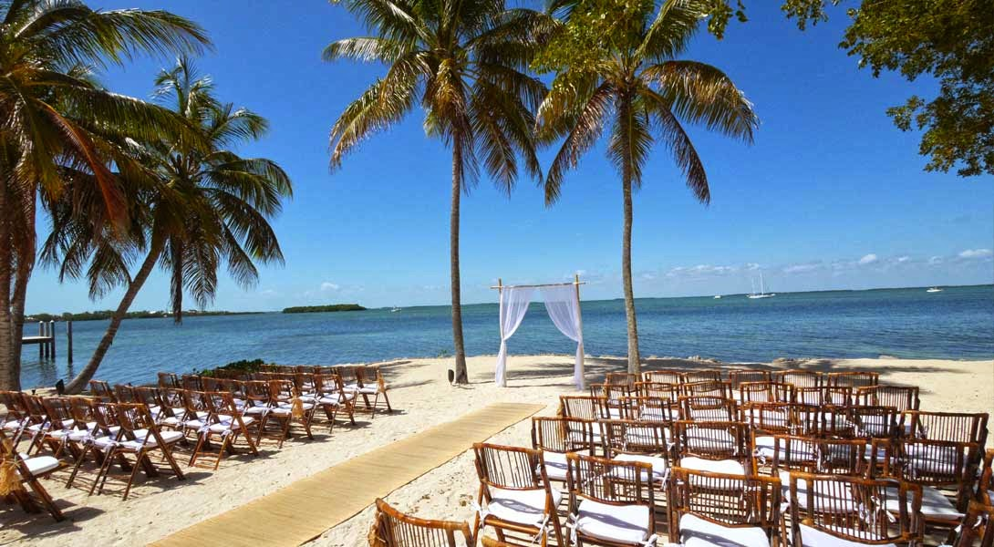 Destination Wedding Hotspot Florida Keys
