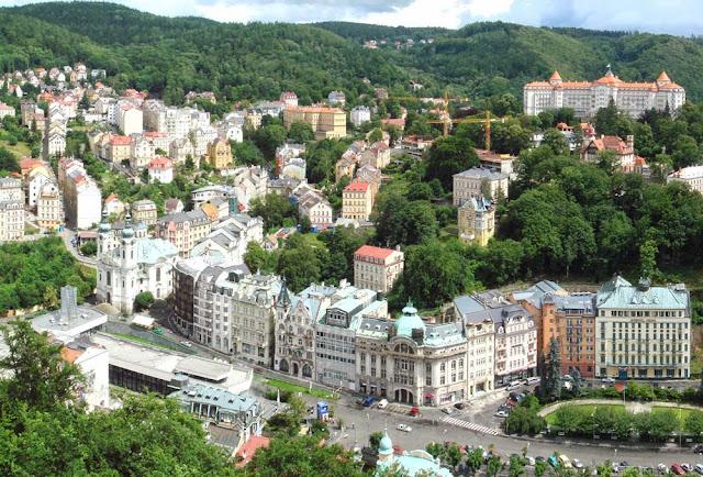 Fotos de Karlovy Vary - República Checa