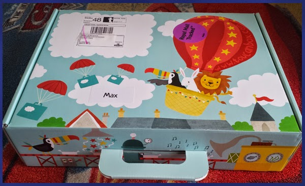 August Toucan Box