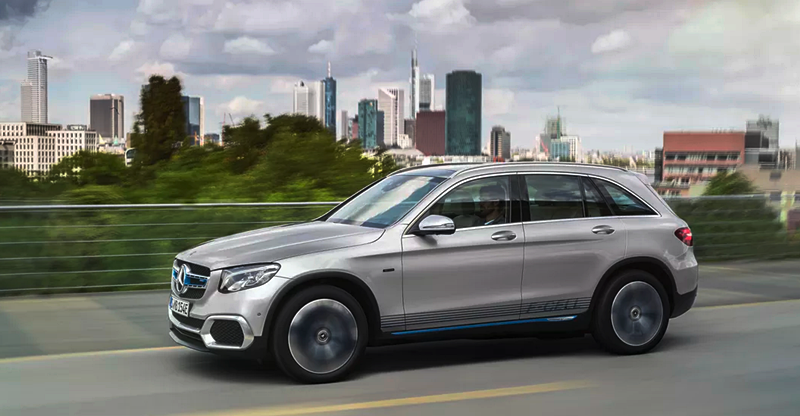 2020 Mercedes-Benz GLC F-Cell SUV Specs and Review