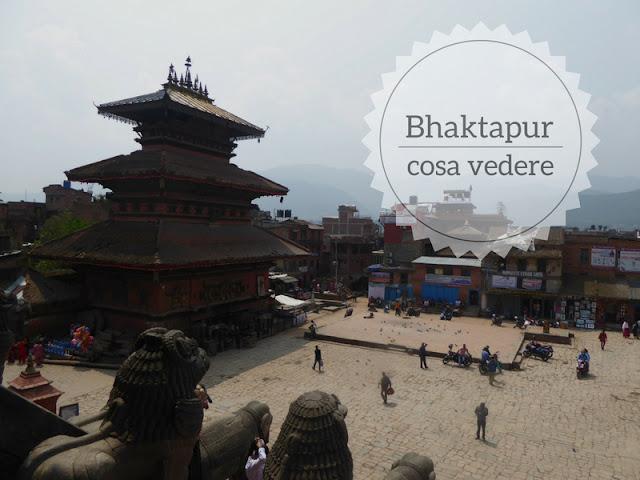 Cosa vedere a Bhaktapur Taumadhi Square