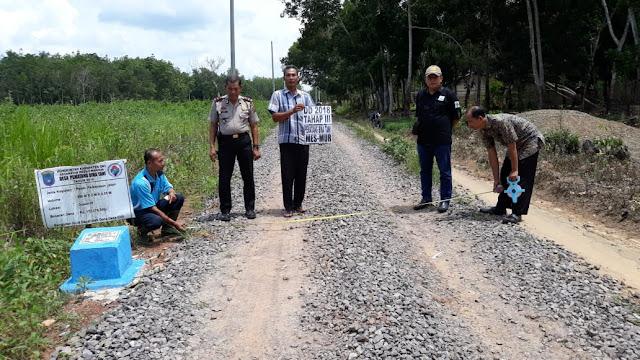Desa Pematang Bina Tani Terus Membangun