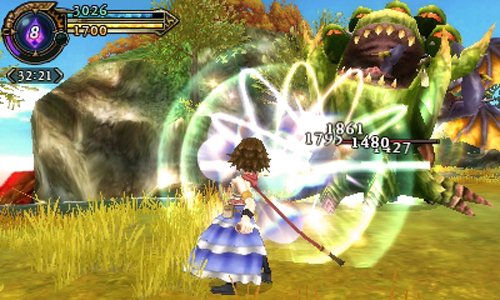 Final Fantasy Explorers 3DS ROM Decrypted Download