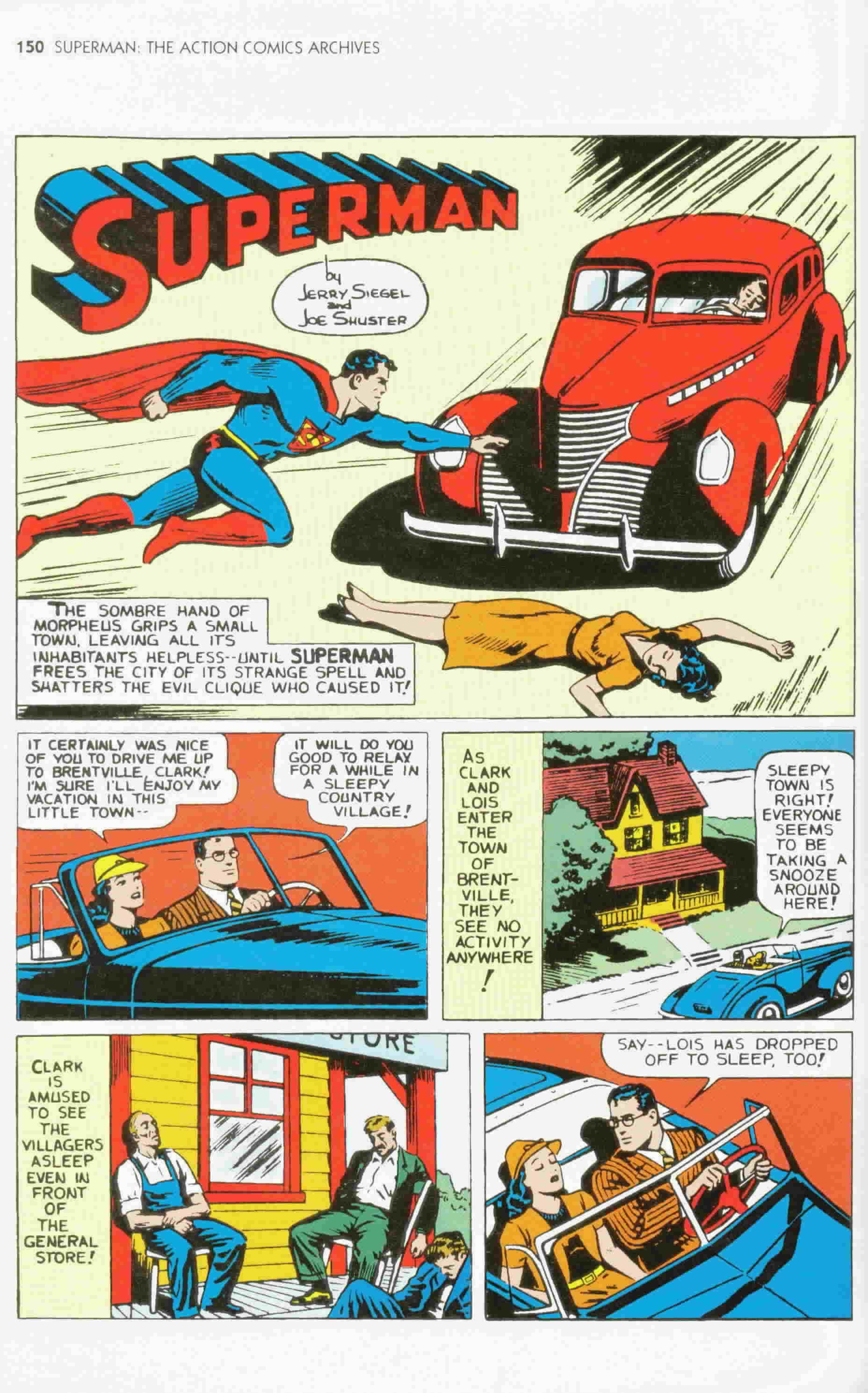 Action Comics (1938) 31 Page 2