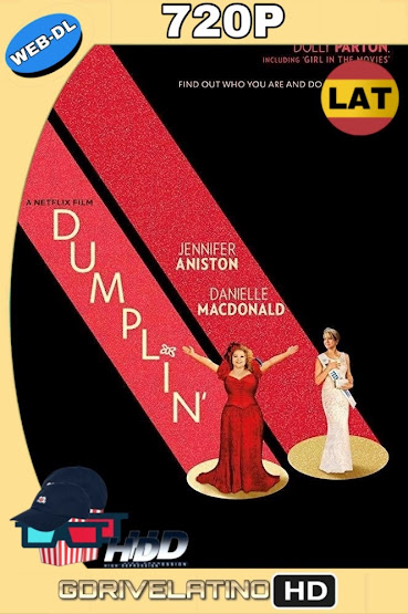 Dumplin (2018) WEB-DL 720p Latino-Inlges mkv