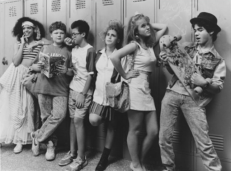 A Vintage Nerd Pop Culture Degrassi Junior High 1980s TV