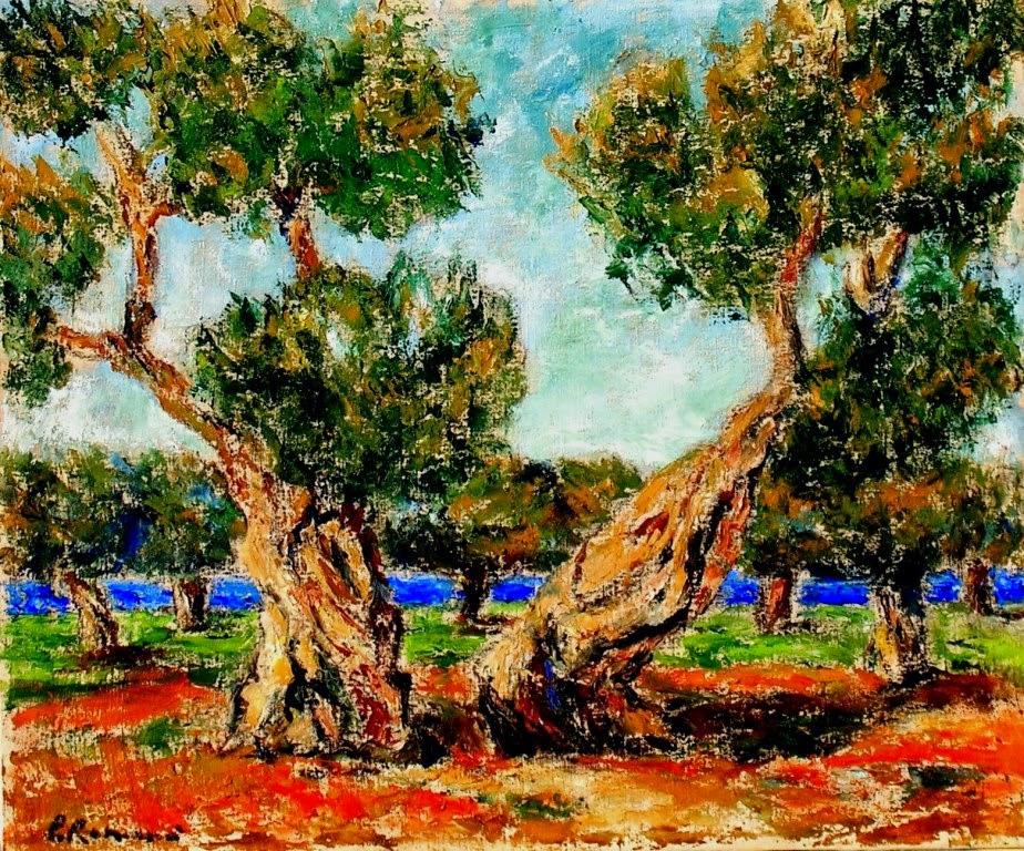 Amato Mostre: Colori del Mediterraneo Esposizione d'Arte Contemporanea PP36