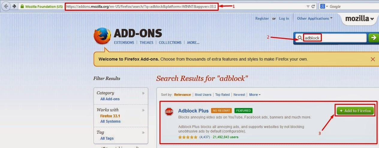 Cara Instal Adblock Plus Di Google Chrome cara instal