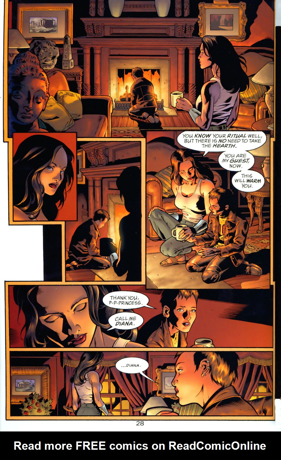 Read online Wonder Woman: The Hiketeia comic -  Issue # Full - 35