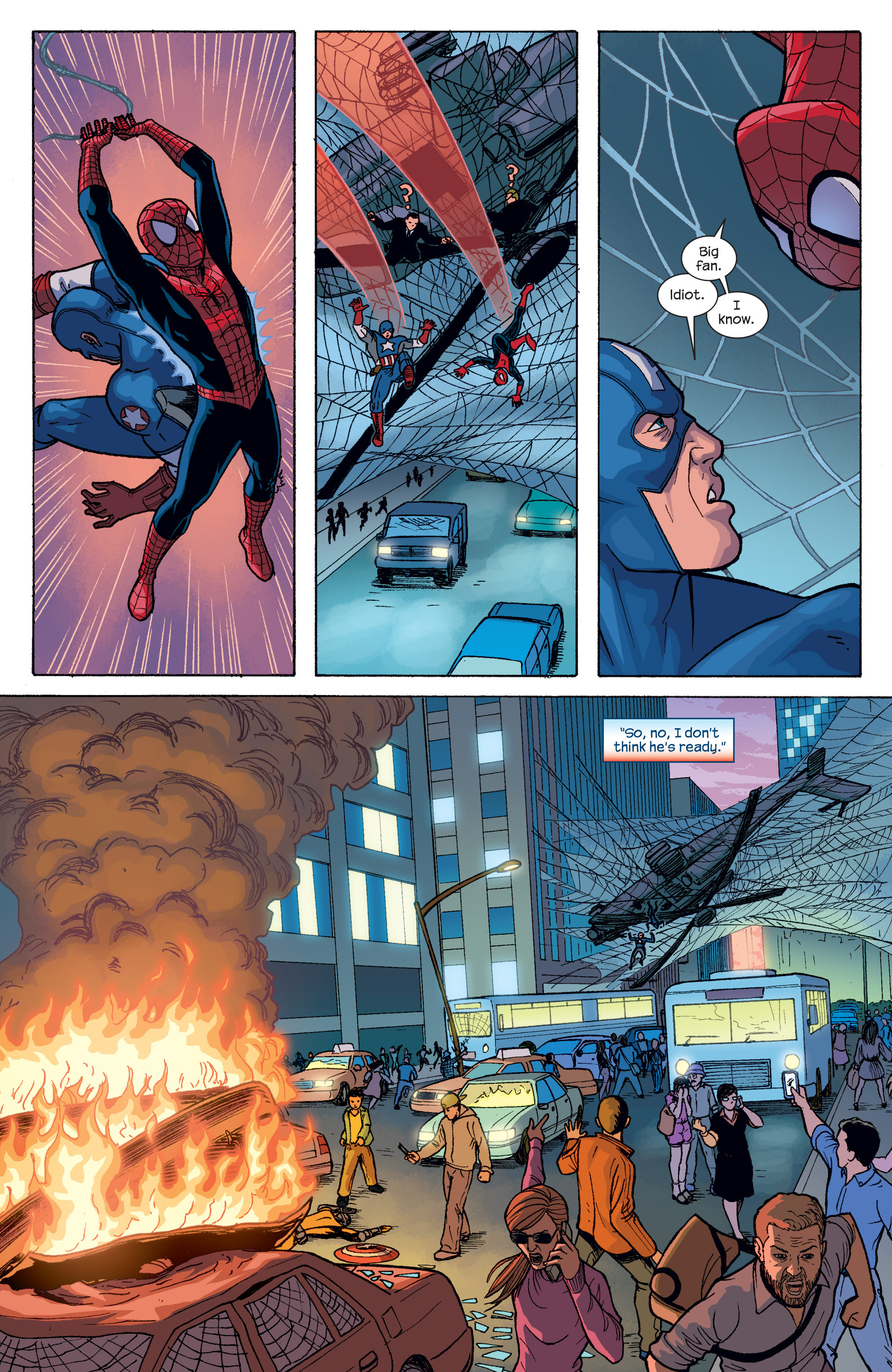 Read online Ultimate Spider-Man (2009) comic -  Issue #150 - 25