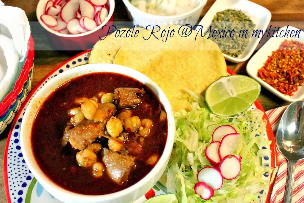 Mexican Christmas Dishes - Mexico In My Kitchen