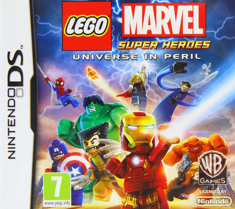ROMs - LEGO Marvel Super Heroes (Português) - NDS Download