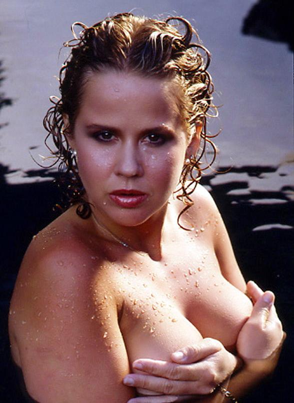 Nipples linda blair