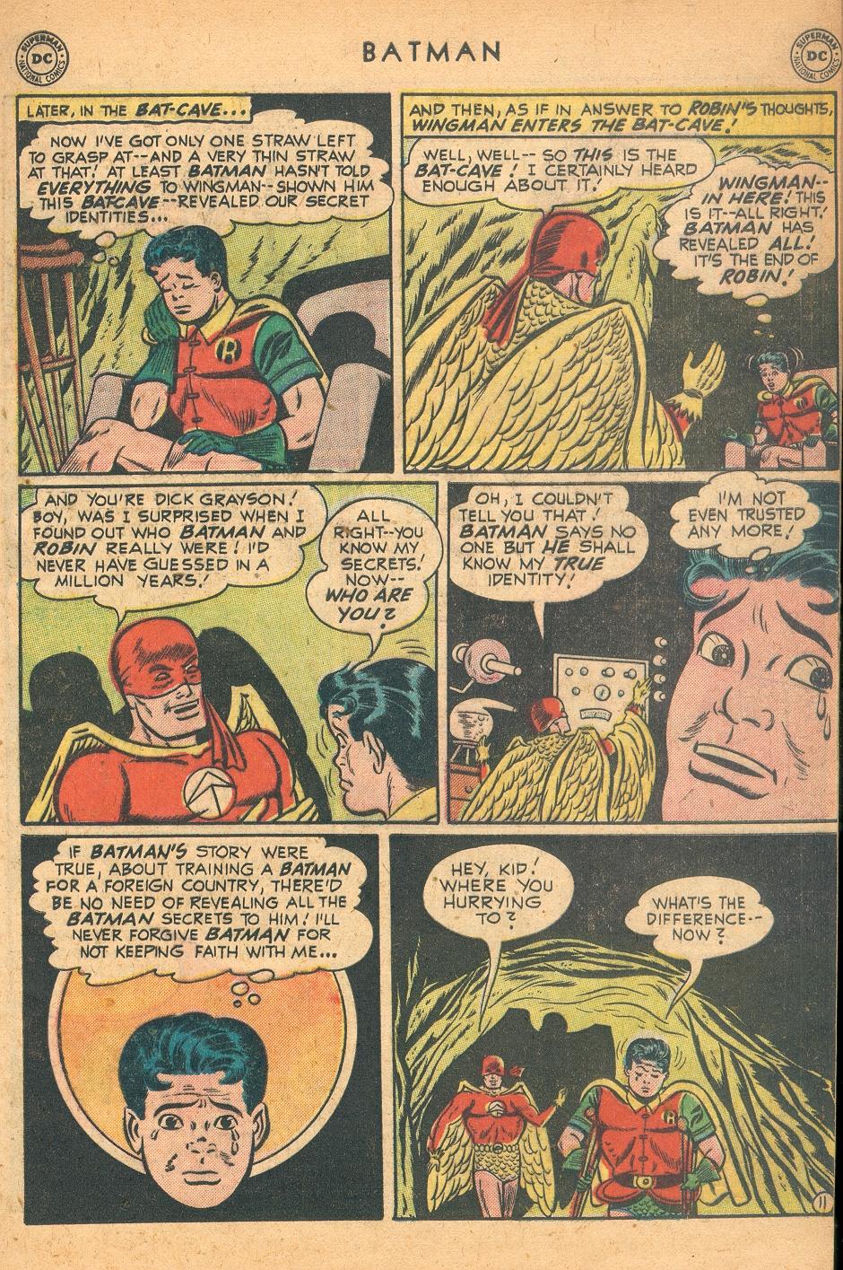 Read online Batman: The Black Casebook comic -  Issue # TPB - 28