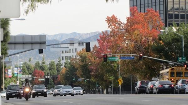 Los Angeles em outubro