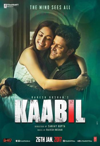 Kaabil 2017 Hindi Movie Official Trailer Release