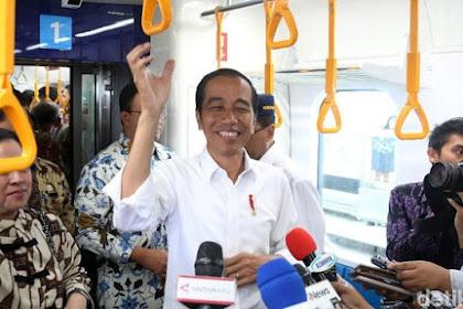 Survei Indo Barometer: 64,9% Publik Puas terhadap Kinerja Jokowi
