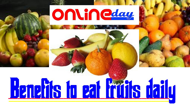 Best fruits to eat daily advantages