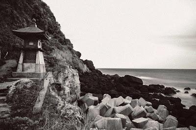 佐渡 地蔵 日本の風景