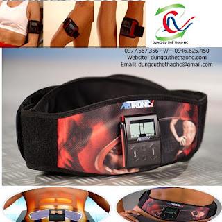 Đai massage bụng ab tronic