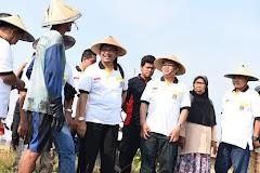 Kunjungan ke Pati Presiden PKS Beli 1 Ton Garam