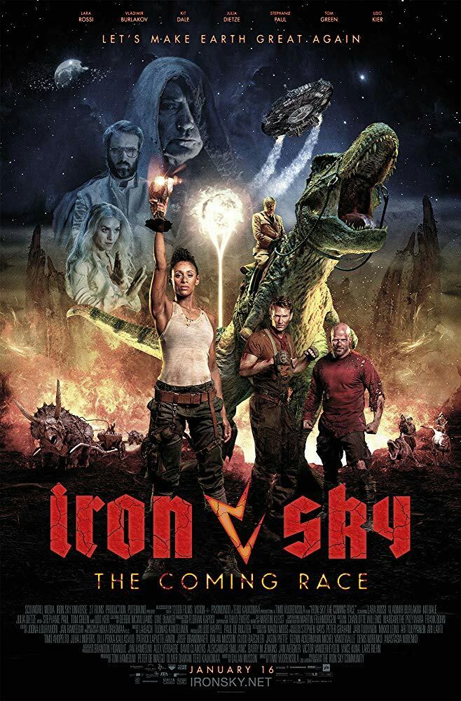 VIDEO: Iron Sky 2 2019