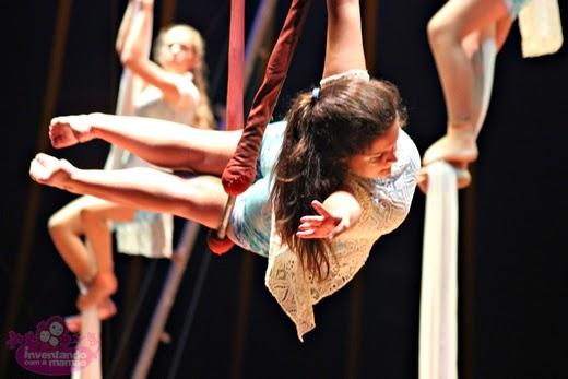 Dança aérea