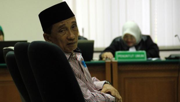 Wawan Kembali ke Sukamiskin, Fuad Amin Muntah Darah