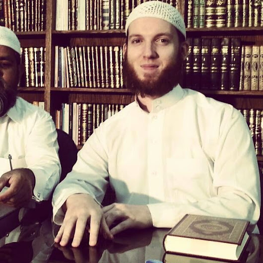 My Journey to Islam: American brother Quentin