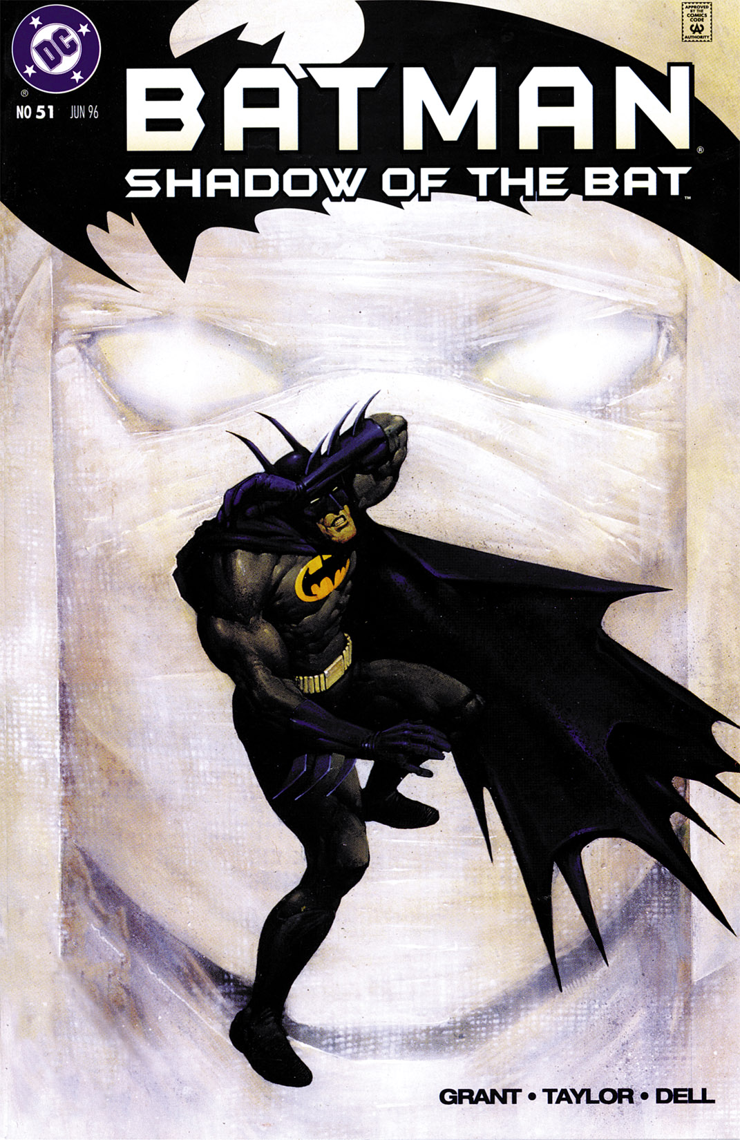 Batman: Shadow of the Bat 51 Page 1