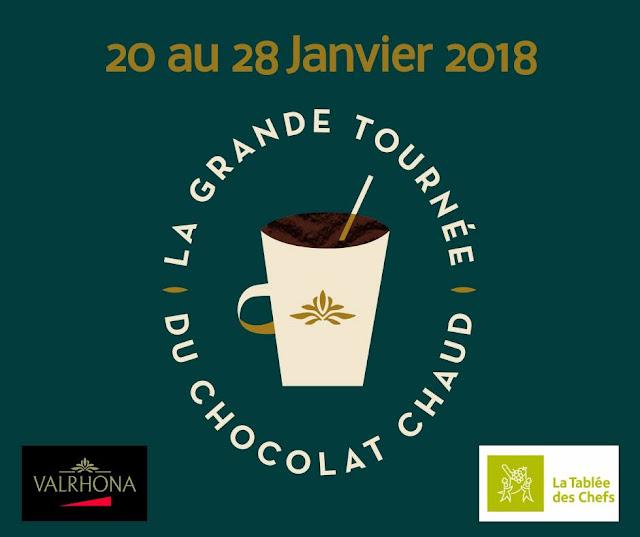 La Grande Tournée du Chocolat Chaud 2018