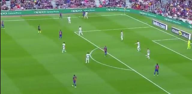 بث مباش مباراة برشلونة وايبار