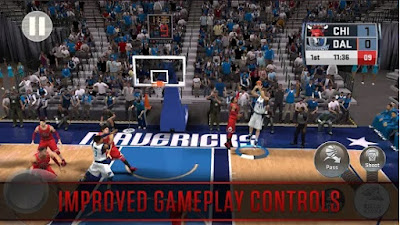 NBA 2K18 APK MOD Android Terbaru v37.0.3 (Unlimited Money) 2018