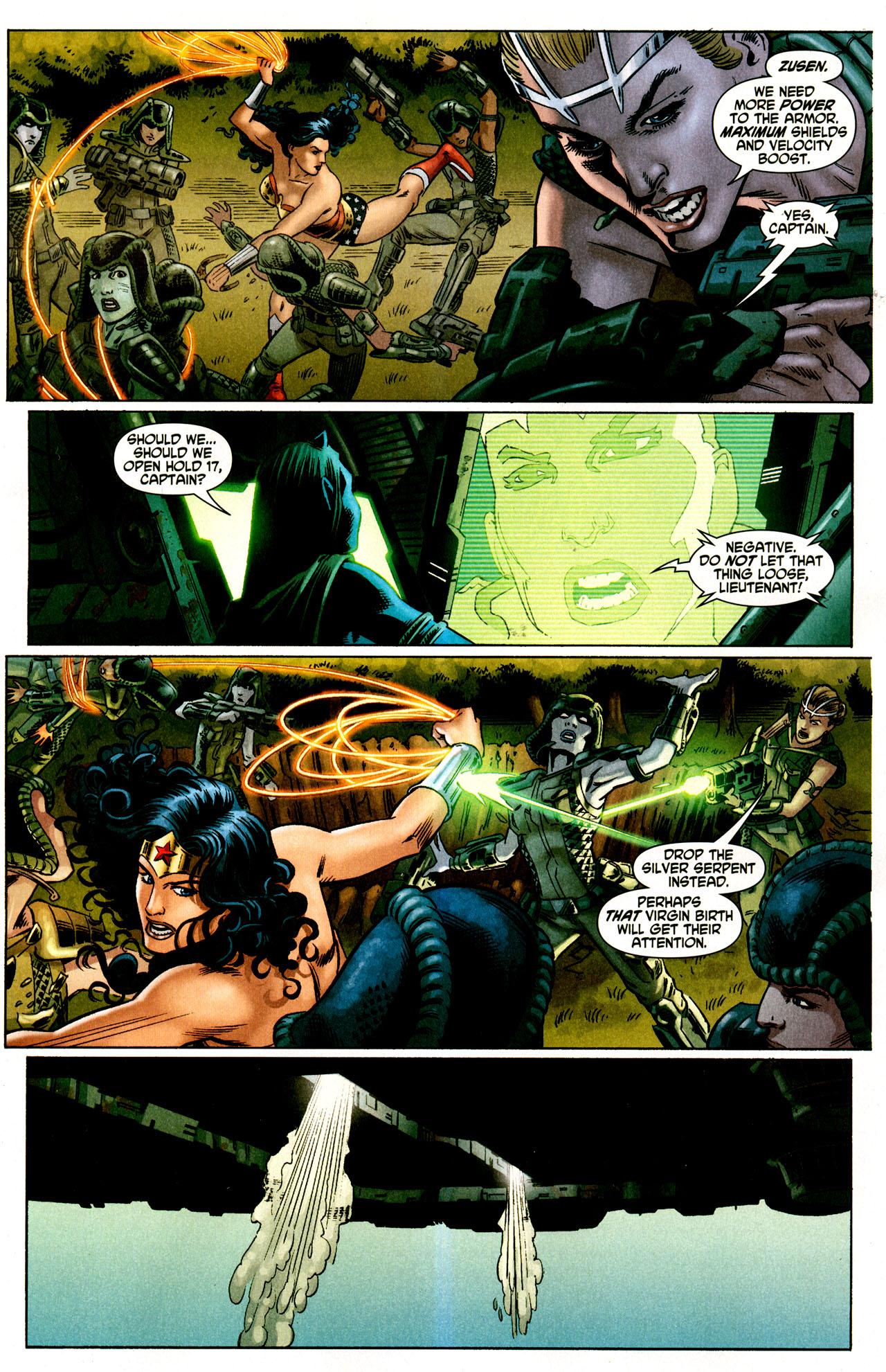Read online Wonder Woman (2006) comic -  Issue #43 - 10