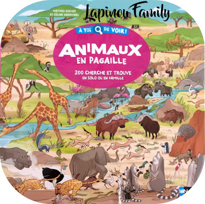 Animaux en pagaille