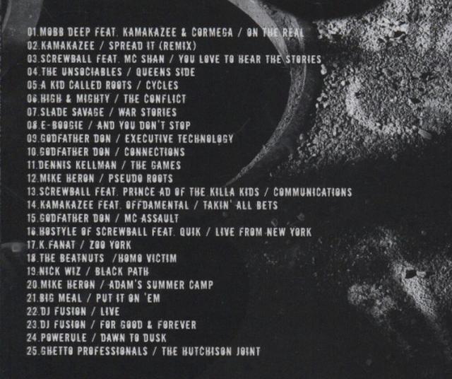 DJ Koco Hydra Finest-Back