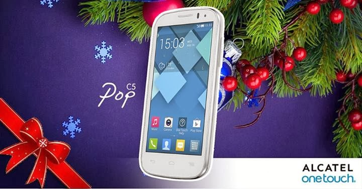 Alcatel One Touch Pop C5: Specs, Price and Availability in the
