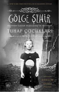 Kitap Yorumları, Ruhlar Kütüphanesi, Bayan Peregrine'in Tuhaf Çocukları, Ransom Riggs, Aslı Dağlı, İthaki Yayınları, Roman, Fantastik, Edebiyat,
