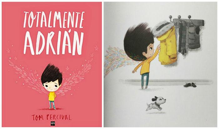 cuentos libros infantiles potenciar, fomentar sana alta autoestima totalmente adrian