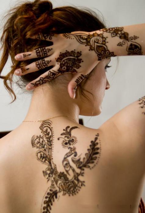 Henna Tattoos Fashion 2013