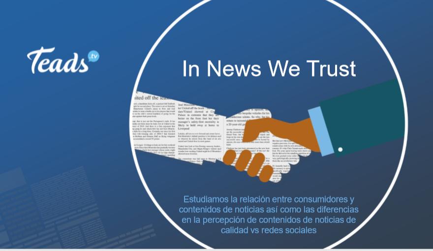 2dcc27a600 El estudio revela que sólo el 11% de los encuestados confía en los medios  sociales para el consumo de noticias. Asimismo el 28% considera que dichos  medios ...