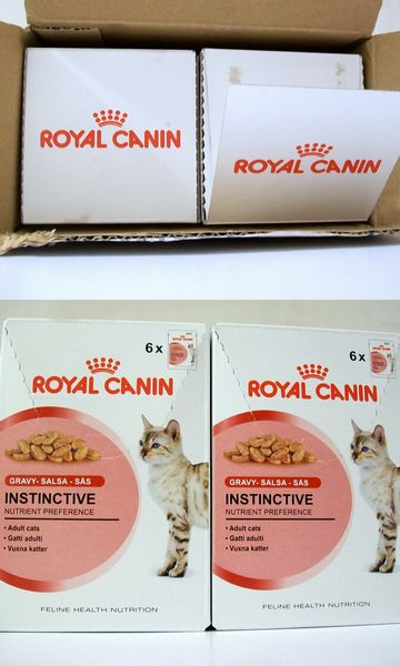 royal canin gravy kitten instinctive