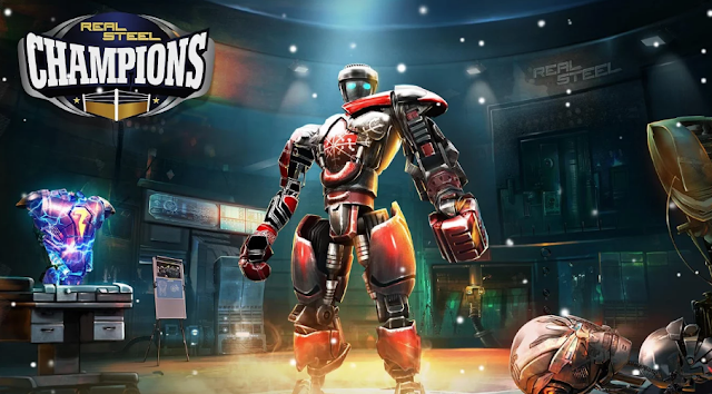 Download Real Steel Boxing Champions Mod Apk Offline