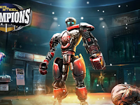 Real Steel Boxing Champions v2.1.120 Mod Apk Offline (Unlimited Money)