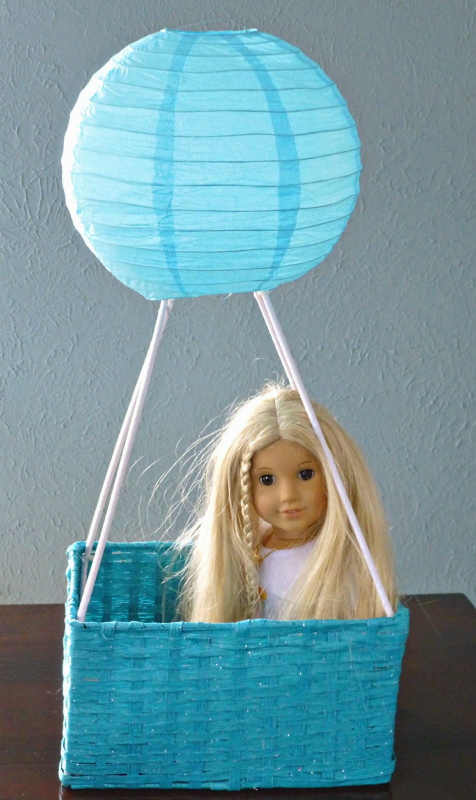 American Girl Doll Hot Air Balloon