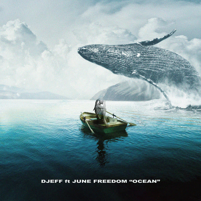 Djeff  - Ocean (feat. June Freedom)