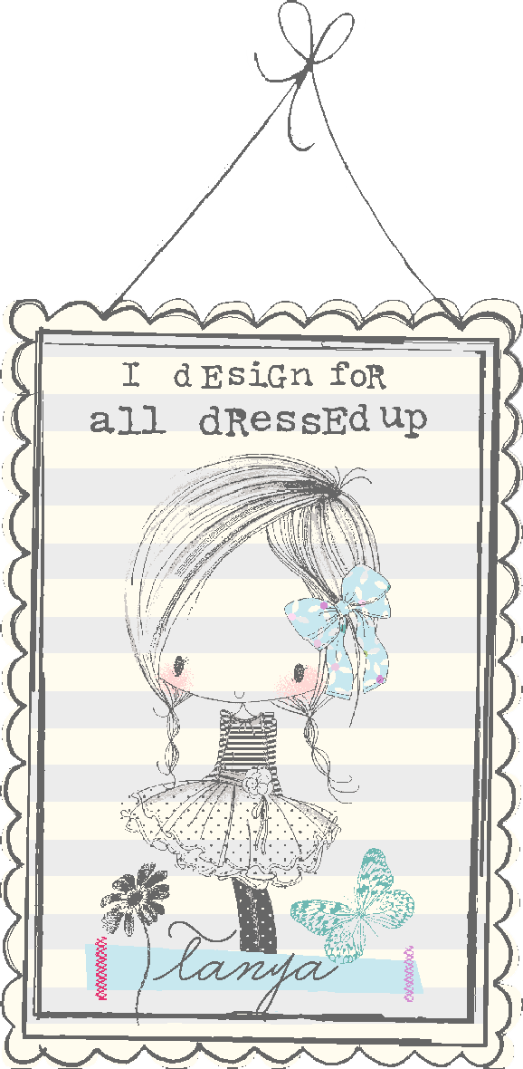 All Dressed Up Facebook Challenge DT :)