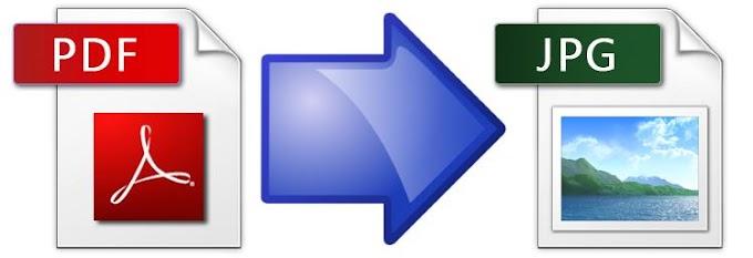 PDF File को JPG Format में बदलने के फायदे
